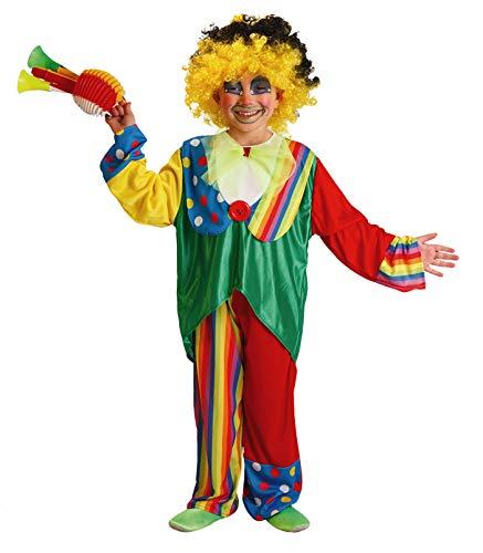 Clown Baby Kostüm. 2-3Jahre (Baby Gollum Kostüm)