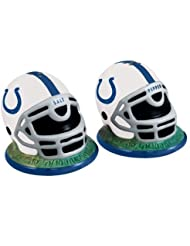 NFL Indianapolis Colts Helmet Salt and Pepper Shakers by The Memory Company