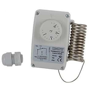 Générique - Thermostat d ambiance étanche - Type ERT