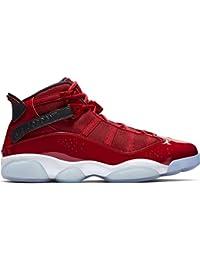 competitive price 4ce2f 4c432 Jordan 6 Rings Scarpe Uomo Rosso 45