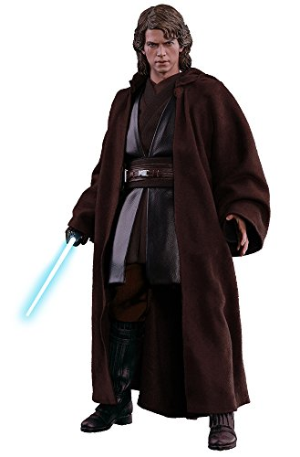Hot Toys Star Wars Episodio III Figura Anakin Skywalker (Movie Masterpiece 1/6)