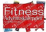 Sport & Fitness - Inhalt zum befüllen für Fitness Adventskalender 24x Freude Weihnachten