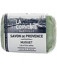La Corvette Savon de Provence Muguet 100 g