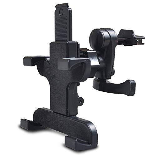 VSousT Ausrüstungs-Rahmen des Auto-Telefon-Berg-7 7-Zoll-Minitablett-Smartphone-Universalnavigation 360 drehend -
