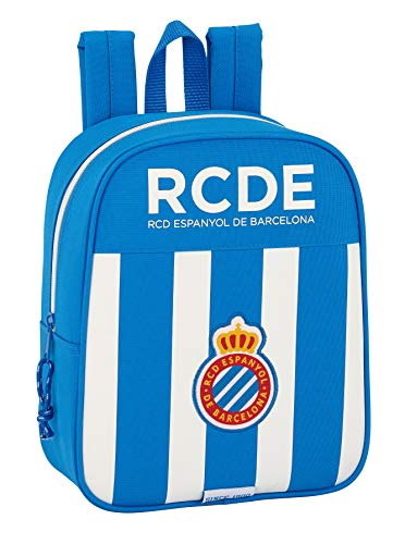62eb1f55f R.C.D. Espanyol Official Children's Backpack