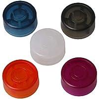 BQLZR - Juego de 5 tapas protectoras de plástico para guitarra eléctrica (2,45