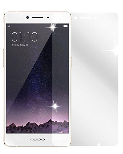 dipos I 6X Schutzfolie klar passend für Oppo R7s Folie Bildschirmschutzfolie