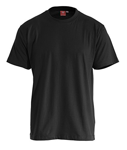 Engelbert Strauss T-Shirt, Farbe:schwarz, Grße:L -