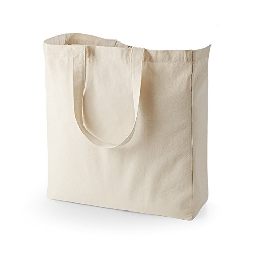 Quadra Tela Shopper Natural