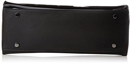 Bulaggi Damen Tivoli Shoulderbag Schultertasche, 23x14x26 cm Schwarz (Schwarz)