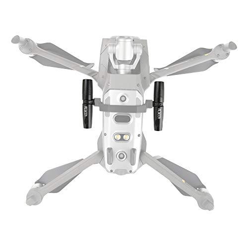 Skryo Taschenlampe Scheinwerfer 360 Grad Nachtkreuzfahrt Licht LED Lampe für DJI Mavic 2 Drone