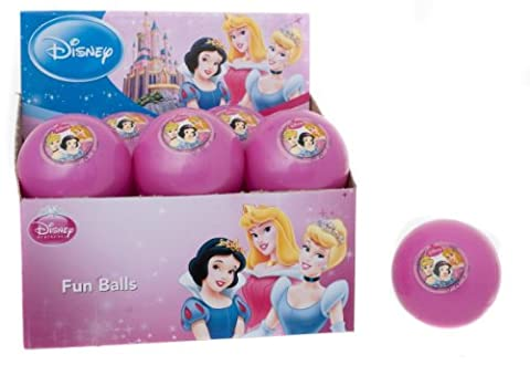 Disney Princess Fun Pink Bouncy Ball - 1383119
