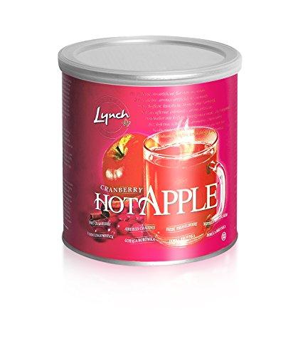 Lynch Hot Apple Cranberry Cider Drink 553g - 24 Single Serve Cups