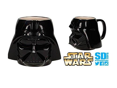 Sw - Mug 3D Dark Vador