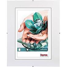"""Hama """"Clip-Fix"""" - 50 x 60 cm Transparente - Marco (Transparente, Vidrio, 30 x 40 cm, 500 mm, 600 mm)"""