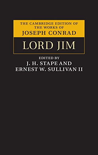 Lord Jim (The Cambridge Edition of the Works of Joseph Conrad) (English Edition)