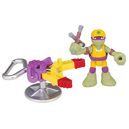 Teenage Mutant Ninja Turtles Pre-Cool Half Shell Heroes Road Rescue Donatello