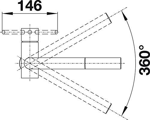 BLANCO Lomis S Küchenarmatur - 6