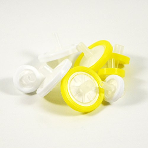 Lab Use Syringe Filter Filters non-sterilized 4 Models Organic System (10, C: 13mm / 0.22um)