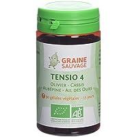 TENSIO 4 BIO : 4 plantes pour une meilleure tension.