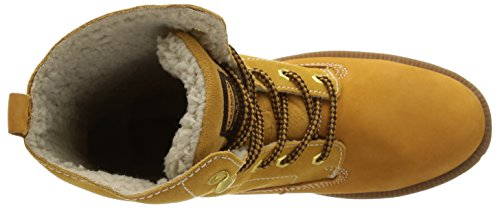 Dockers  35AA305,  Stivali Ragazza Giallo (Golden Tan)