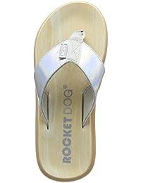 94d98eff5839 Amazon.co.uk  Rocket Dog - Flip Flops   Thongs   Women s Shoes ...