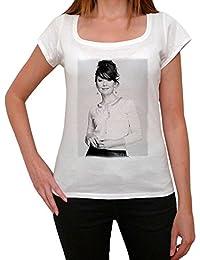 Anne Dorval, tee shirt femme, imprimé célébrité,Blanc, t shirt femme,cadeau