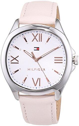 be6e6eb208a6 Tommy Hilfiger Reloj Analógico para Mujer de Cuarzo con Correa en Cuero  1781891 ...