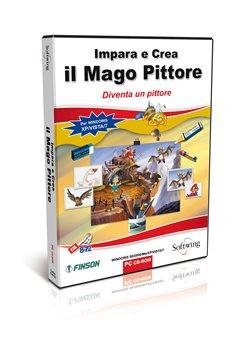 IMPARA E CREA - IL MAGO PITTORE