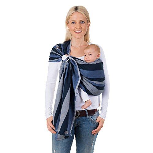Hoppediz Ring Sling for Baby Carrying (Montreal)  HOPPEDIZ GmbH & Co. KG