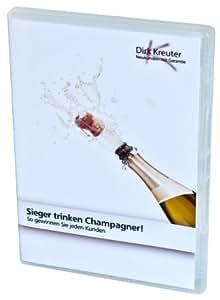 """Livemitschnitt Vortrag """"Sieger trinken Champagner!"""" - DVD"""