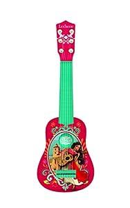 Elena de Avalor K200EL, Disney-Mi Primera Guitarra, 6 Cuerdas, 53 cm, Instrumento niña (Lexibook