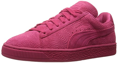 Style de Sneaker Classic Puma Suede Classic Colo Wn Rose Red-Rose Red
