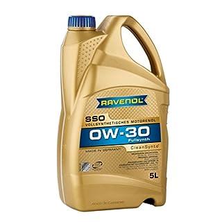 RAVENOL SSO SAE 0W-30 / 0W30 Vollsynthetisches Motoröl (5 Liter)
