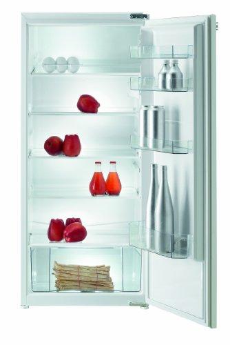 Gorenje RI4122AW Einbau-Kühlschrank / A++ / 104 kWh/Jahr / Kühlteil: 217 L / weiß / 5 Glasabstellflächen, davon 4 höhenverstellbar / Innenbeleuchtung