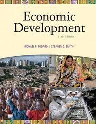 Economic Development(The Pearson Series in Economics) 11th (eleventh) edition