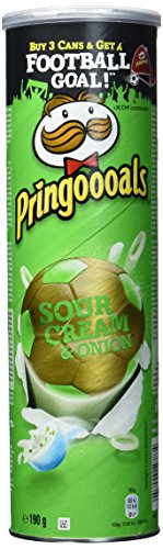 Pringles Sour Cream & Onion, 19er Pack (19 x 190 g)