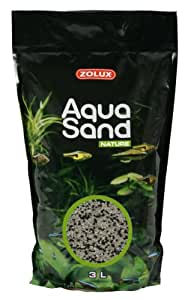 SABLE AQUARIUM AQUASAND NATURE 3L MIX HAWAI