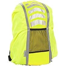 Ultrasport Regenschutz- und Sicherheitshülle für Schulranzen und Rucksäcke (25-42 Liter)