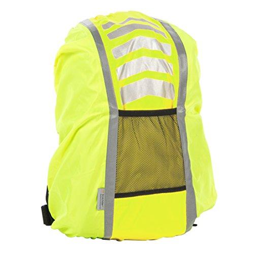 Ultrasport Rucksack-regenhülle, Neon Gelb, One Size