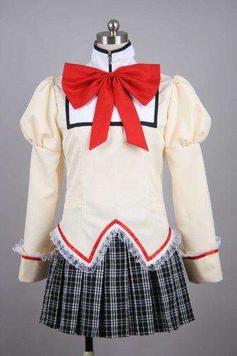 Puella Magi Madoka Magica Shizuki Hitomi Cosplay Kostüme Brauch(Mailen Sie uns Ihre Größe),Größe XXL:175-180 cm