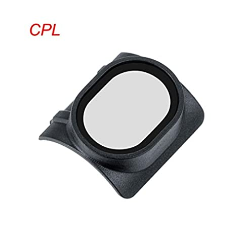 TWIFER Gimbal Camera HD Lens Filter For DJI SPARK Drone CPL