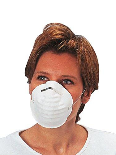 Singer Demi-masque d'hygiène à usage unique. Boîte de 50 pièces AUUMASQUE. Taille Unique