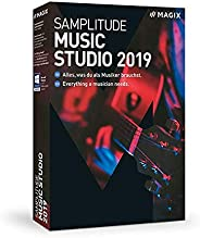 MAGIX Samplitude Music Studio – Version 2019 – das komplette Studio zum Komponieren, Aufnehmen, Mixen und Mastern