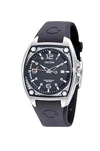 Sector - R3251410015 - Série 500 - Montre Homme - Analogique - Dateur - Bracelet Caoutchouc