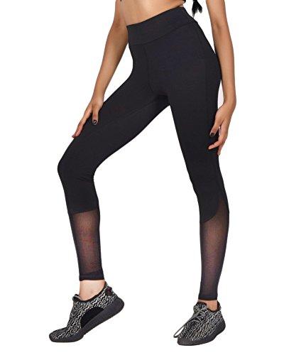 Femme Leggings Pantalon de Sport Collant de Sport Pantalon de Fitness Pantalon de Yoga Joggings Style 5