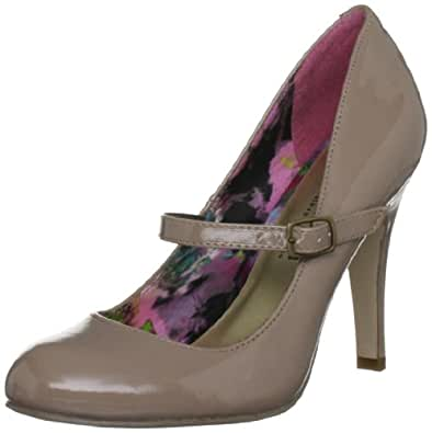 Madden Women's Ohlala Mg Taupe Mary Janes 4 UK