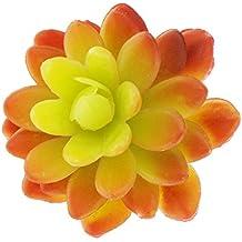Turelifes cactus pianta succulenta artificiale realistica carina per giardino in casa color3