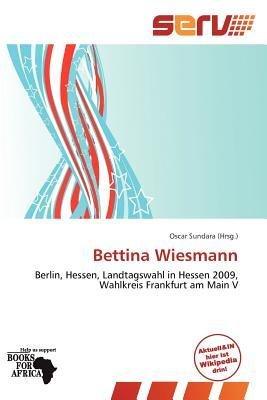 -bettina-wiesmann-german-bysundara-oscar-authorpaperback
