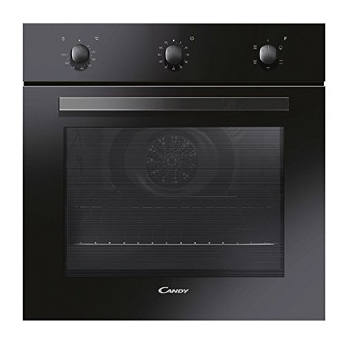 Candy fpe502/6 N - Ovens (Medium, Built-in, Electric, A, black, Rotary)